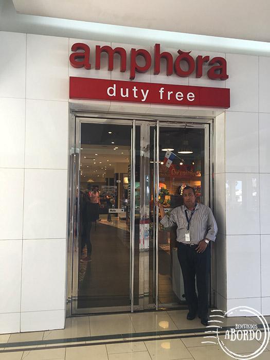 890735b6bfb10 Os preços são bem semelhantes aos praticados no duty free do Aeroporto da  Cidade do Panamá